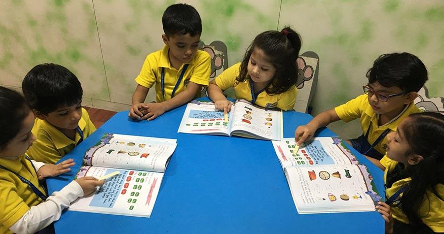 Podar Education Network