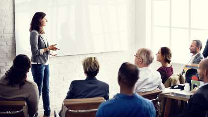How Corporate Training Can Enhance