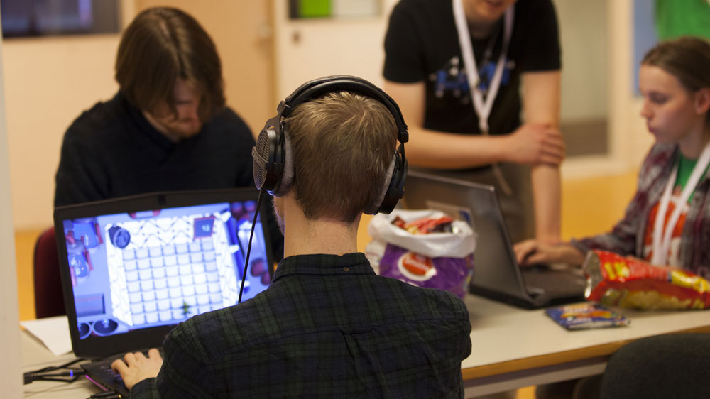 Game Jamming is the new way to Learning