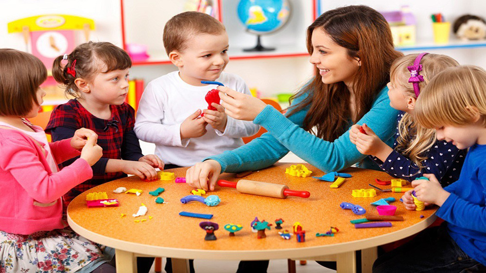 Child care centers carry on in the midst of COVID-19