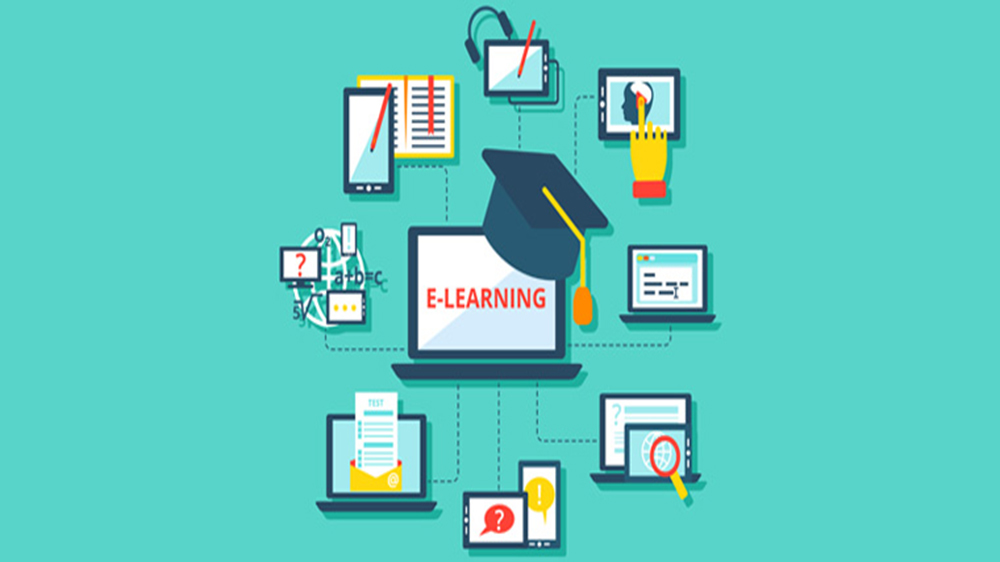 e-learning in education industry