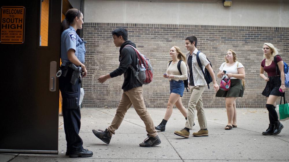 Ensuring School Security As A Priority