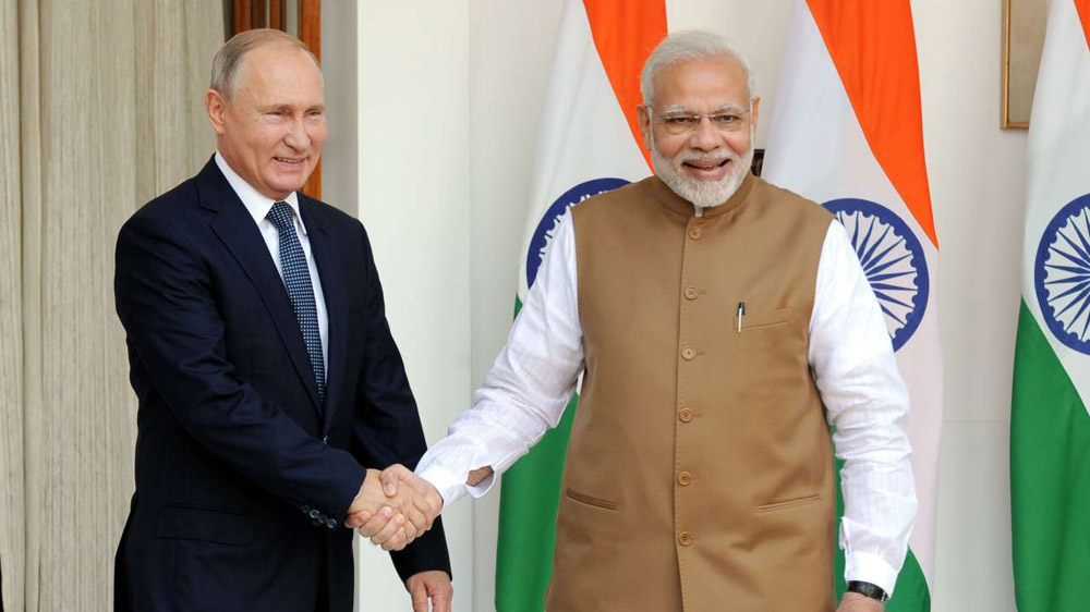 How Putin-Modi Interaction Will Impact The Educational Sector