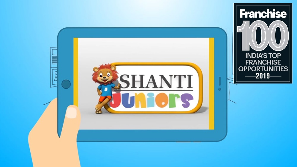 This Is How Shanti Juniors Flourished Into The Top Franchise 100 Brands List Via Innovating The Early Childhood Education