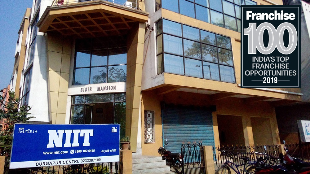 NIIT, An Eminent Name in Edu Sector, Gets Listed in Top 100 Franchise List