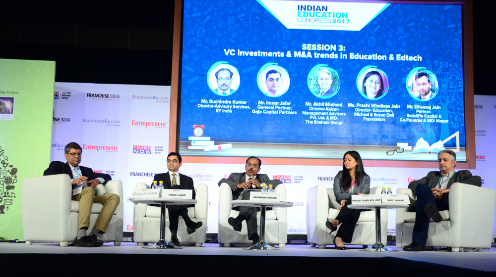 V3 Investments and M&A trends in Education and EdT