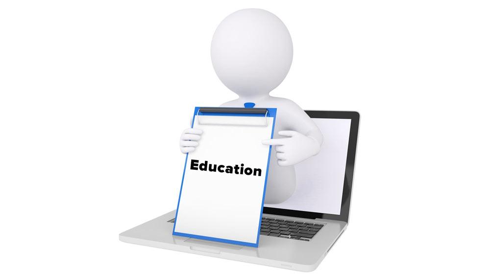 Digitising education for converting Books to e-books