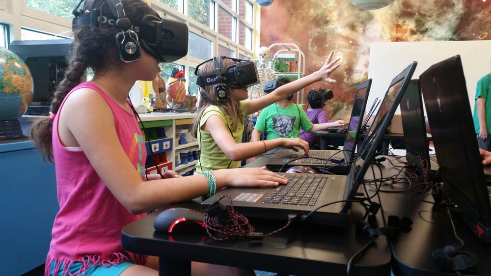 Virtual Reality brings reality of education alive