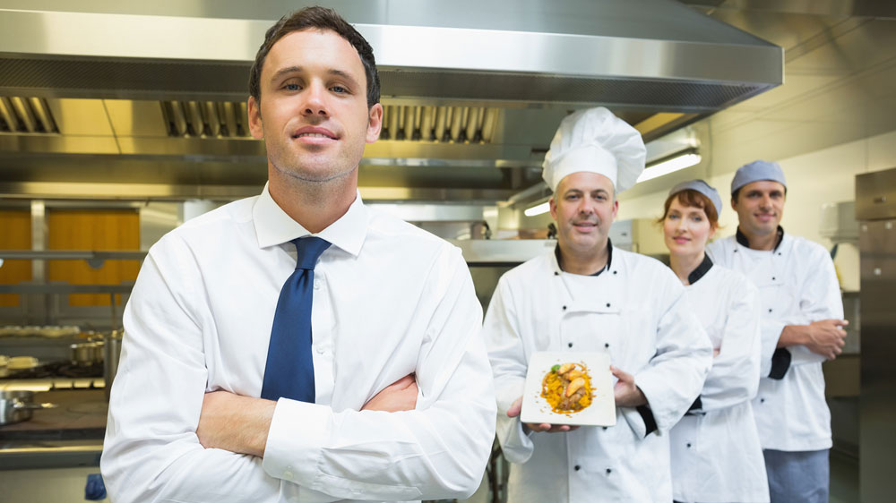 Hotel Management is not just about cooking or serving