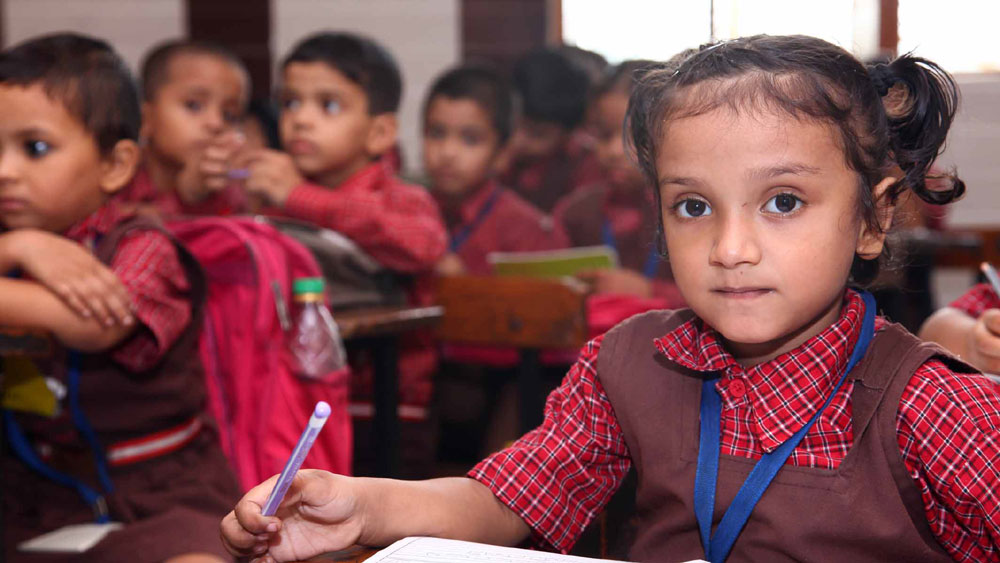 Are budget private schools challenging government schools?