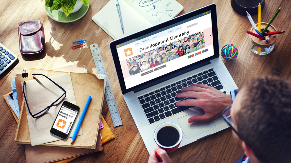Online search for education rising in India