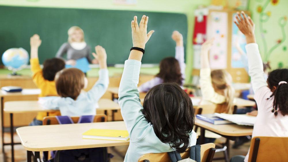 भारत में प्राथमिक शिक्षा
