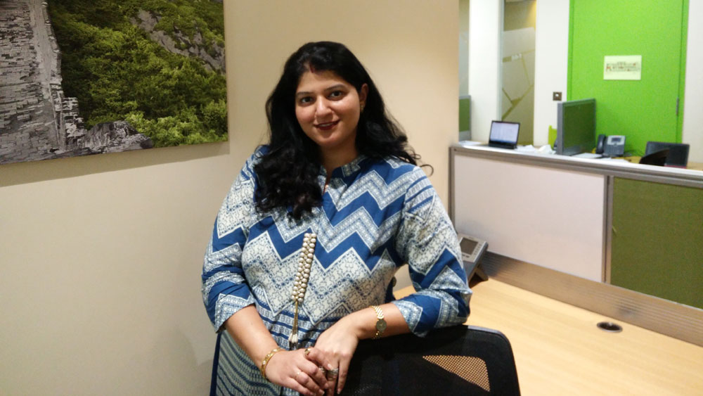 Cambridge Montessori Pre-School wants to create a learning environment based on Montessori Philosophy: Jatika Arora