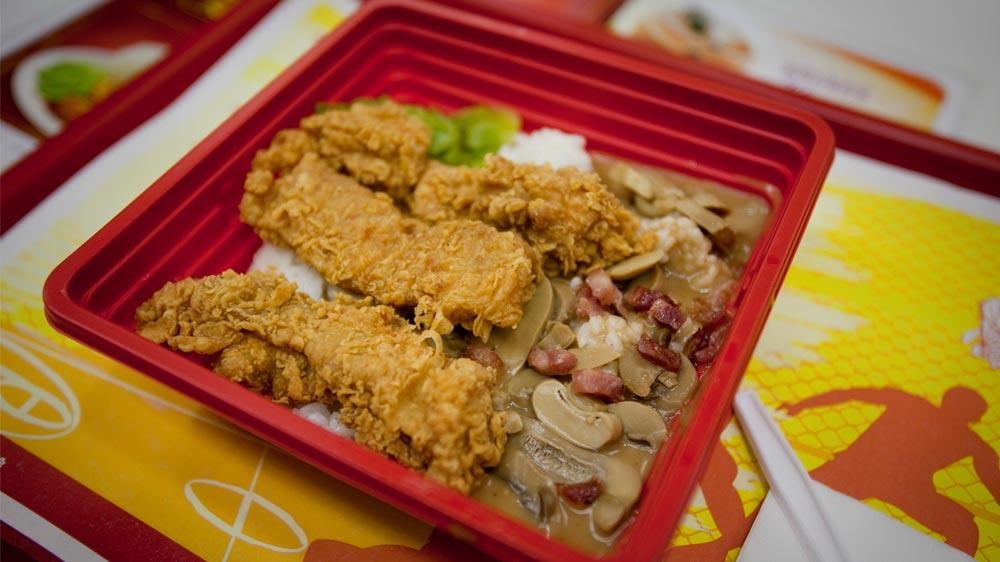 QSR chicken