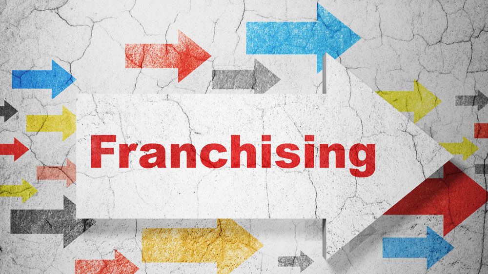 What will trend in fashion franchising in 2018