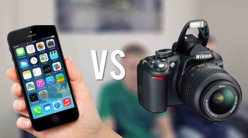 Has Smartphone Killed the Camera Business