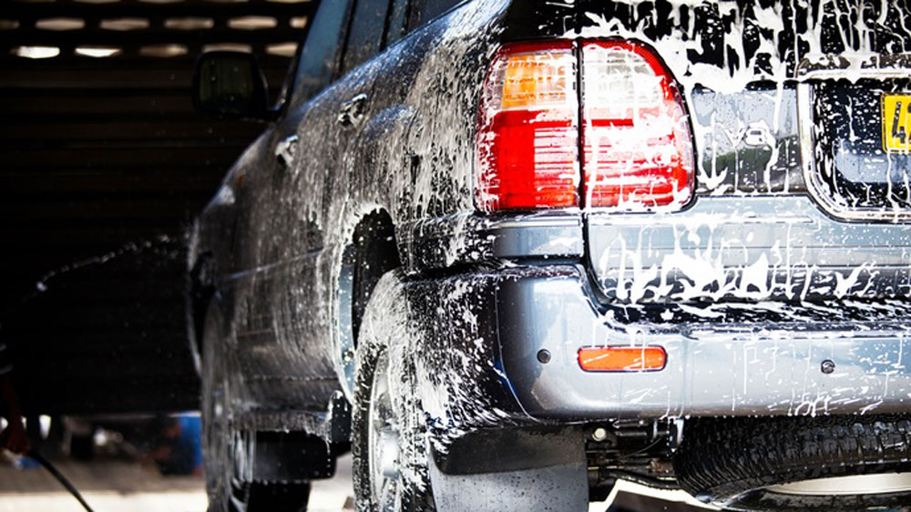 Promising Returns with Car Wash Franchise