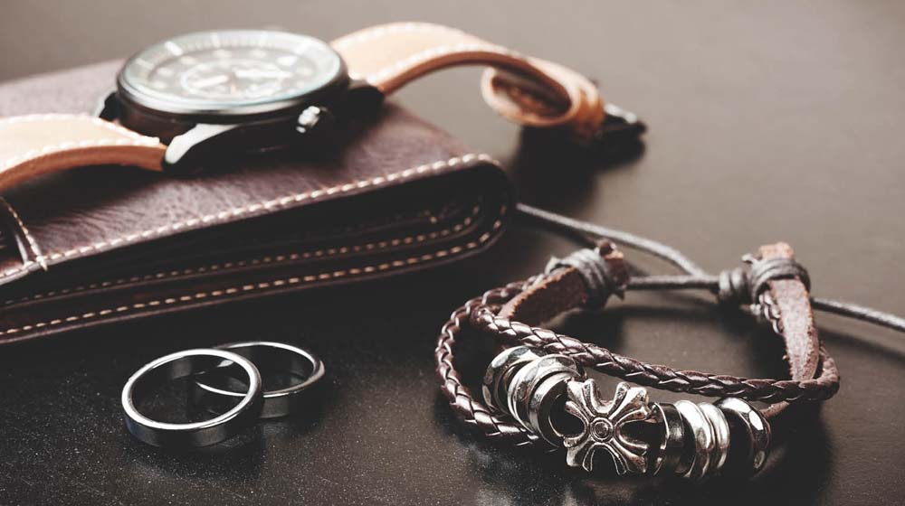 Fashion Franchises Make way for Men's Accessories, to Rule the Market