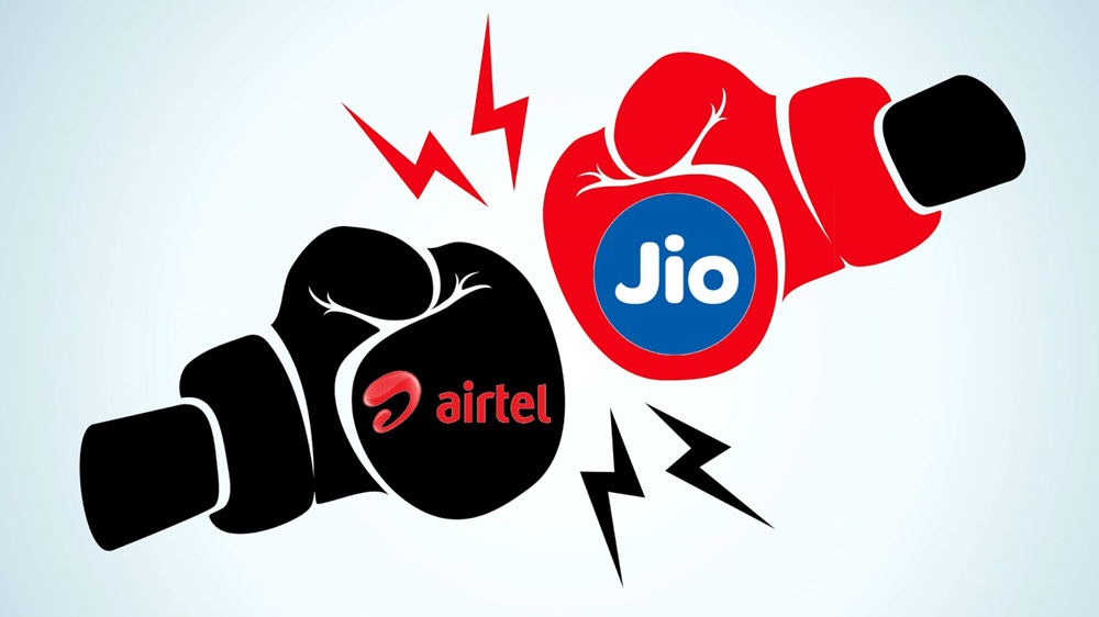 How Airtel Is Preparing To Stand Tall Against Jio