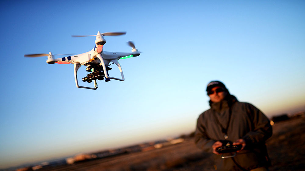 Is Drone The Next Big Thing?