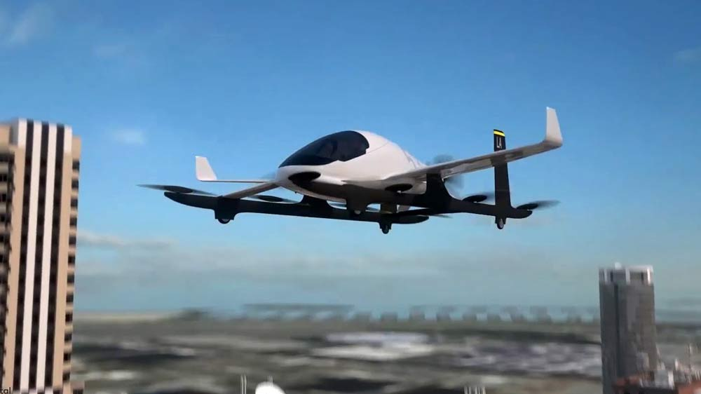 "Flying Taxis Will Soon Become A Reality With ""UberAir"""