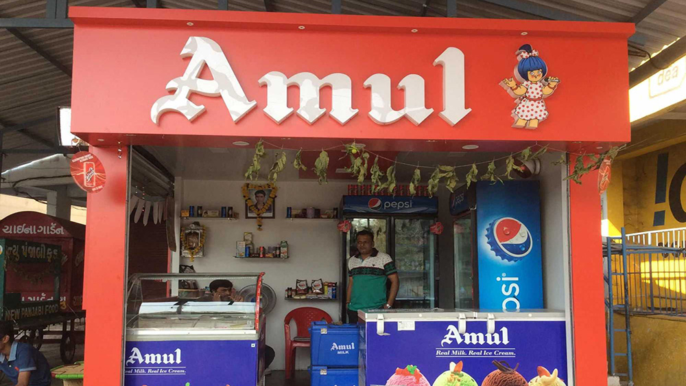 Amul Marching It's Way Into 20th Annual Franchis