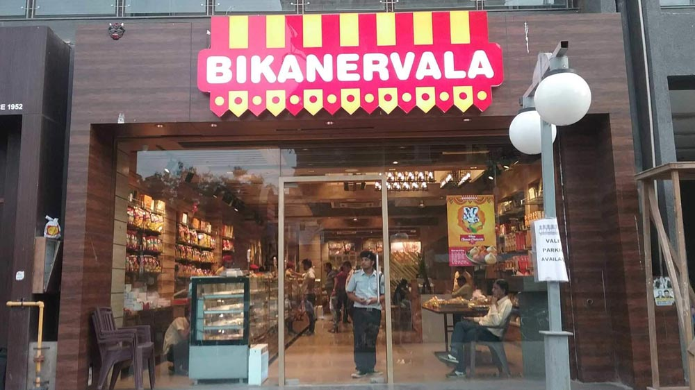 Bikanervala's Strive for a Sweet Future Got Them into Franchise 100 List