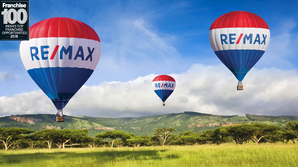 The Journey From A single office to World's #1 Real Estate Franchise, RE/MAX is Ruling the Top Franchise 100 Brands List
