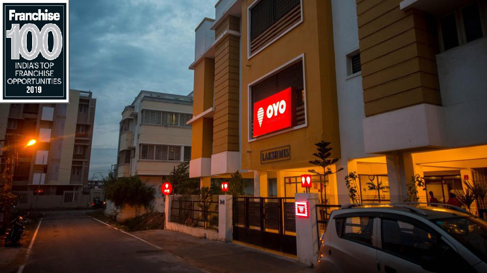 OYO's Brand Story That Led Its Way Into Top Franchise 100 Brands List Through Successful Innovation