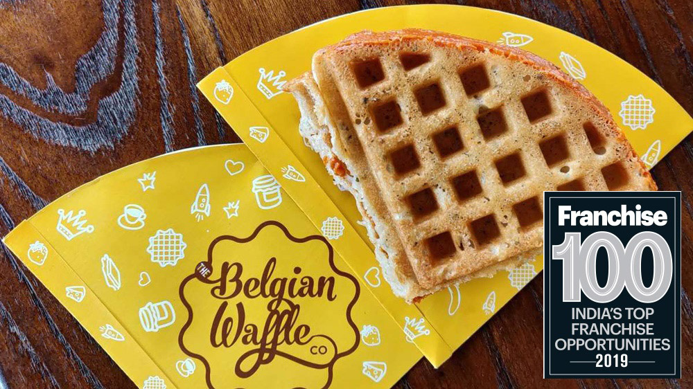 Waffle Speciality Brand, Belgian Waffle Co. Enters Franchise Top 100 List