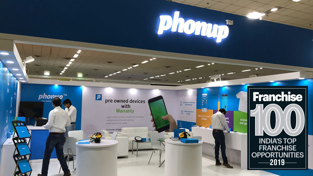 The Revolutionizing Journey Of Phonup That Made It An Entrant In The Top Franchise 100 Brands List
