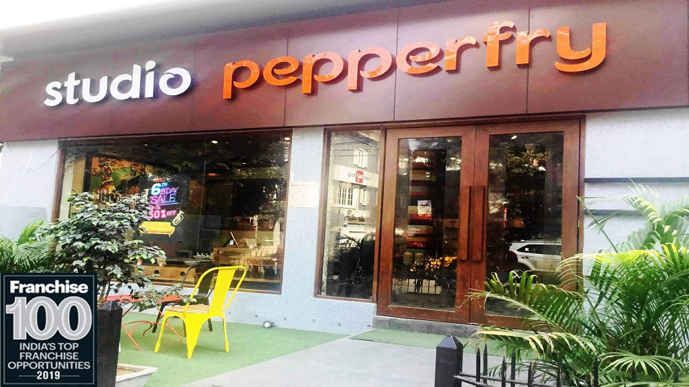 Rising through A Start-Up to a Market Leader, Pepperfry Made it into the Top Franchise 100 Brands List