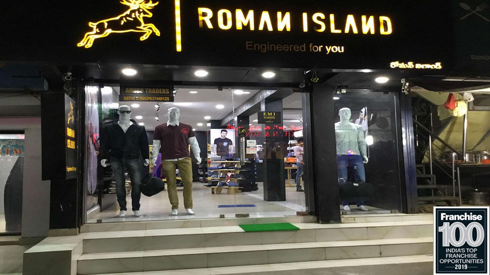This is Why 'Roman Island' Got Selected Among the Top Franchise 100 Brands List