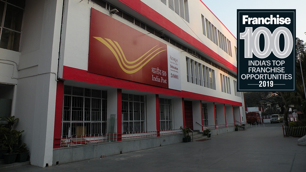 India Post: An Established Brand That Featured Into The Top Franchise 100 Brands List