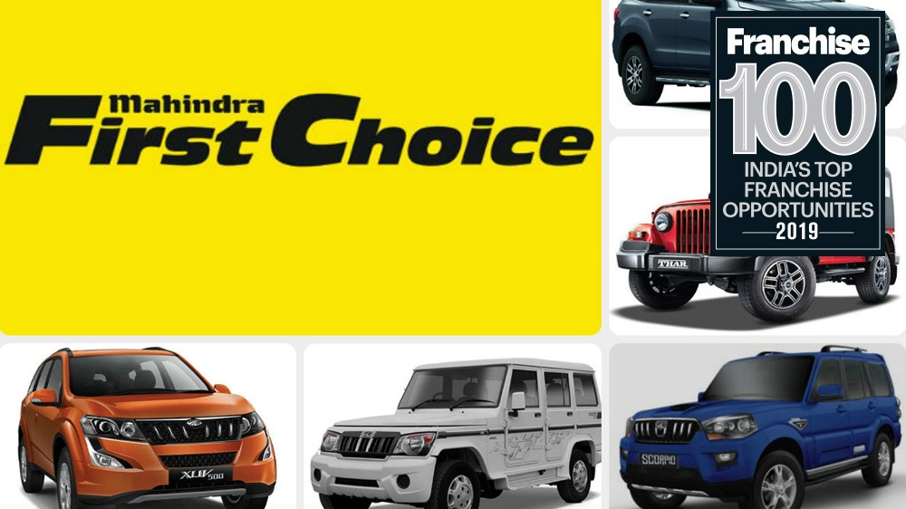 How Mahindra First Choice Wheels, Wheeled in to the Top Franchise 100 Brands List