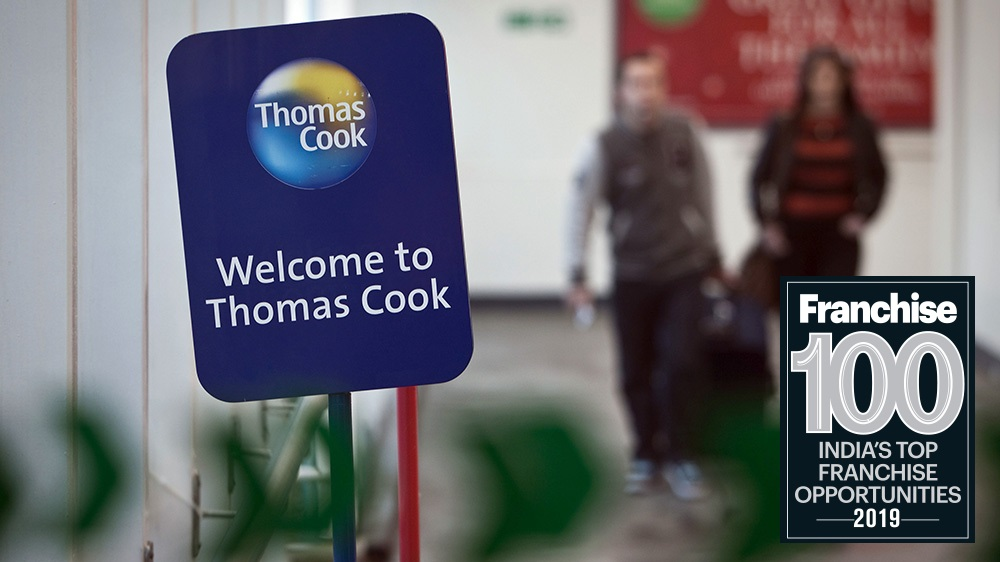 After Acquiring Tata Capital's Forex And Travel Business, Thomas Cook India Limited Enters The Top Franchise 100 Brands List