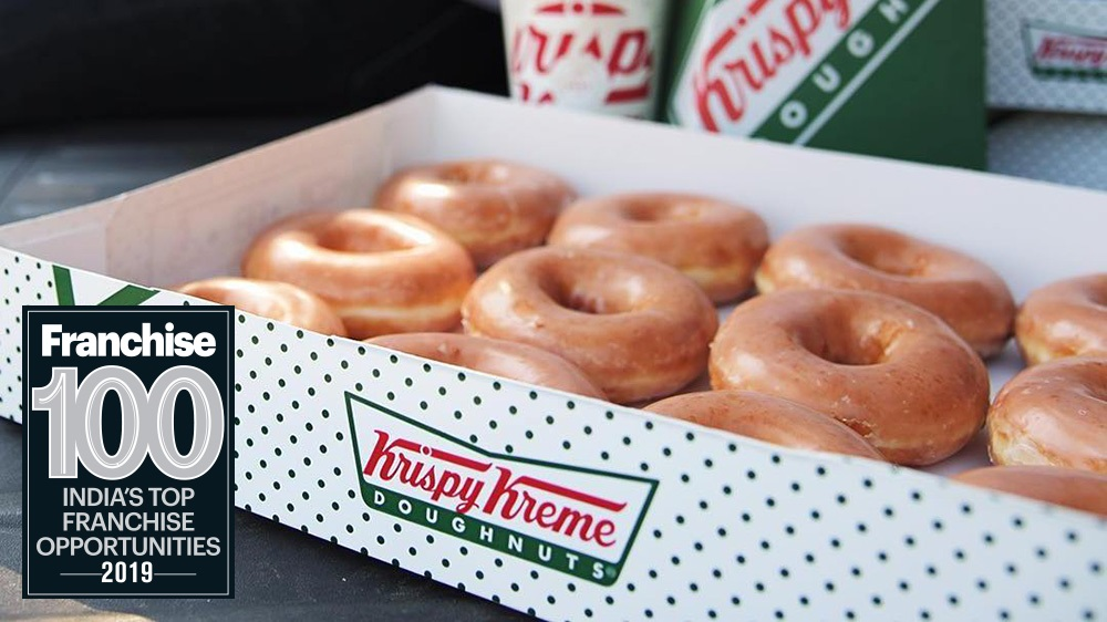 Krispy Kreme's Global Journey That Craved Its Name In The Top Franchise 100 Brands List