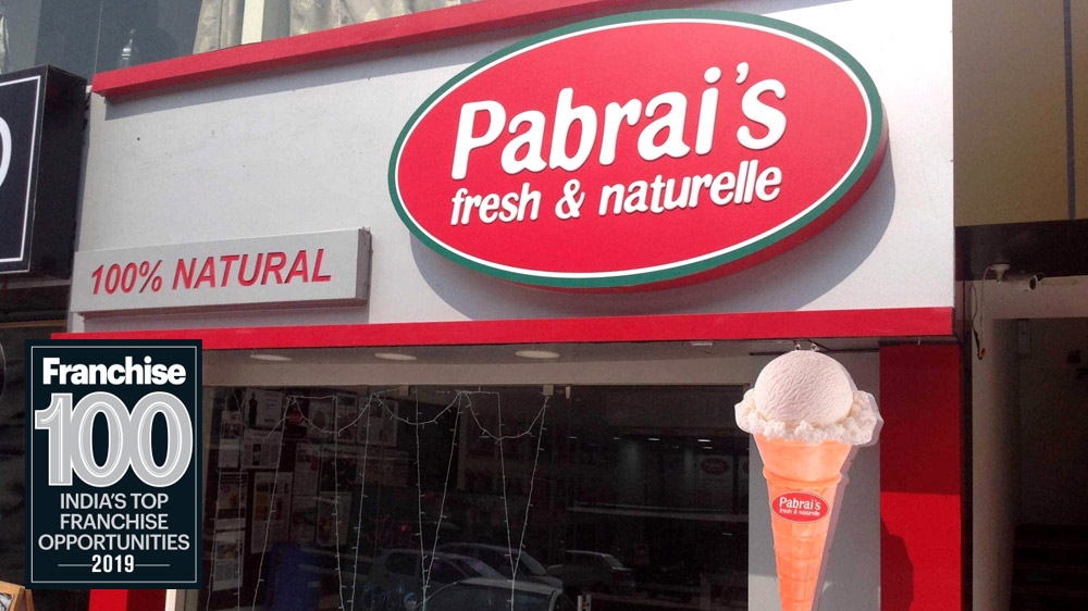"Pabrai's Fresh & Naturelle Ice Cream ""Freezing"" Its Position Into The Top 100 Franchise List"