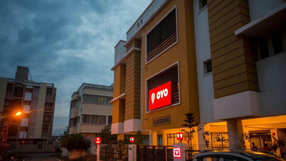 After Crossing Territories, OYO is Entering the Co-working Space