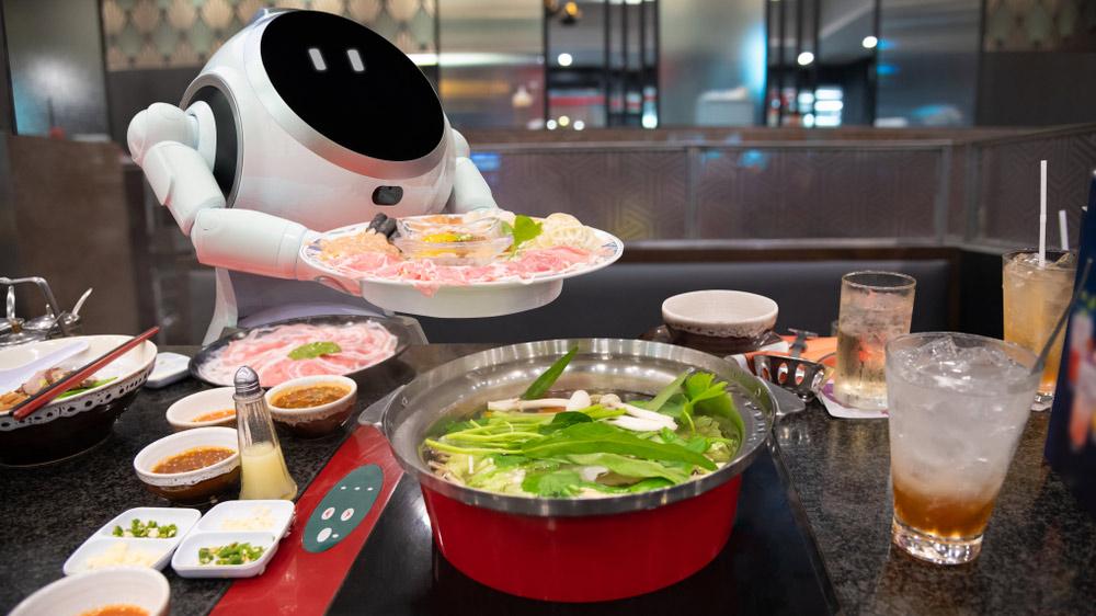 Are Robot Restaurants The Future?
