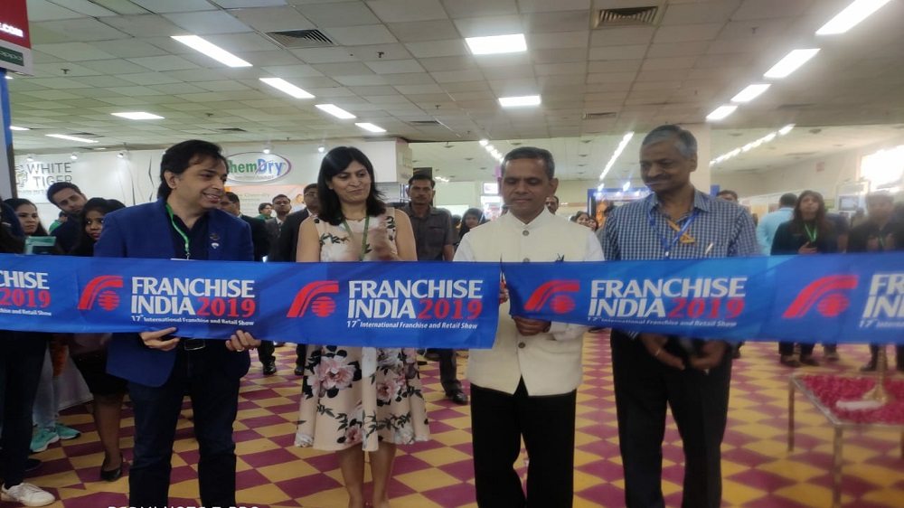 Franchise India 2019 Starts with a Bang