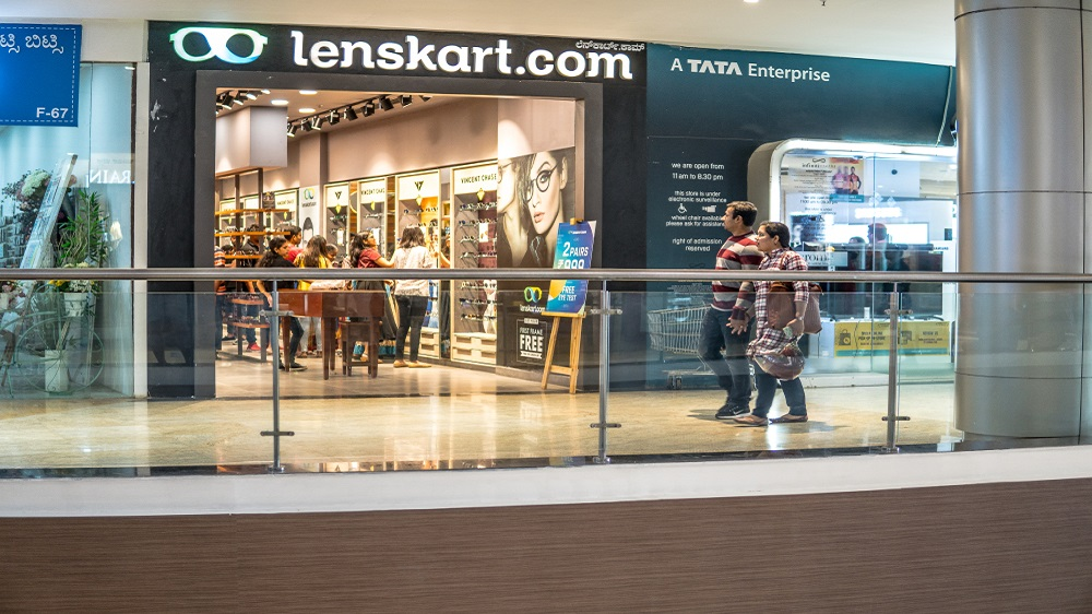 Lenskart believes in growing with its franchisees
