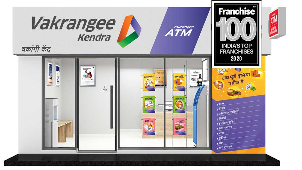 Vakrangee Emerges as Top 10 Brand, Wins Big for Providing Seamless Services