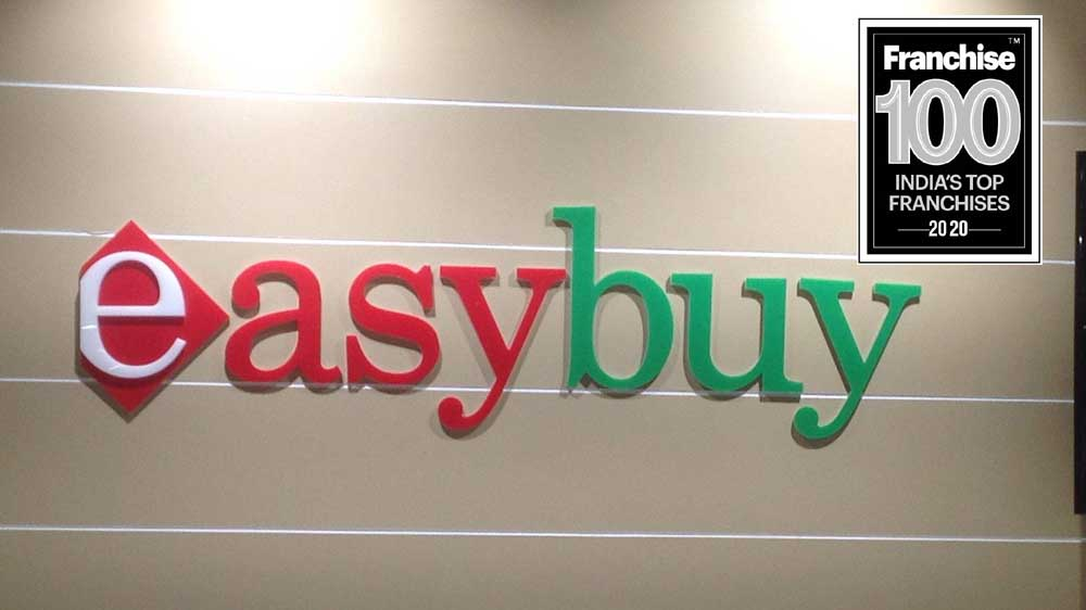 Aggressive Franchise Growth Places Easybuy among Top-10 Franchise Brands