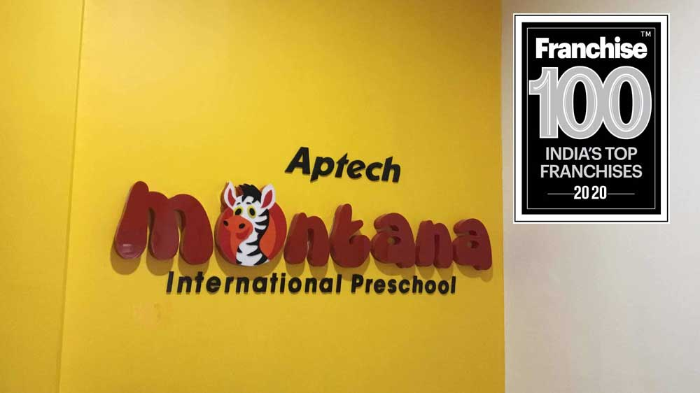 Asset-Light Franchise Model Helps Aptech Montana Secure Space in Franchise 100