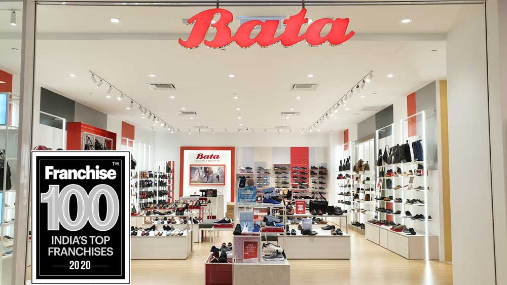 Bata Speeds into Franchise 100 with its Winning Strategy for Franchisees