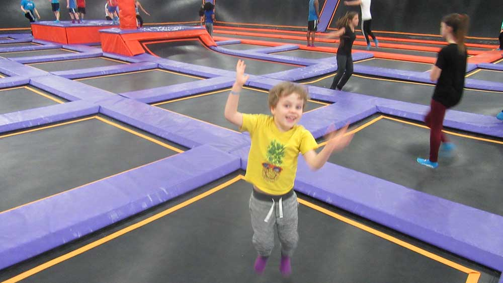 Jump-start your entrepreneurial journey with Trampoline Park franchise