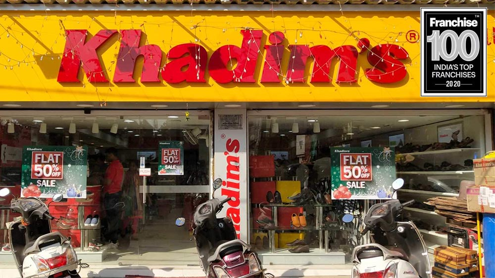 Khadim's Headway towards positioning itself in Franchise 100