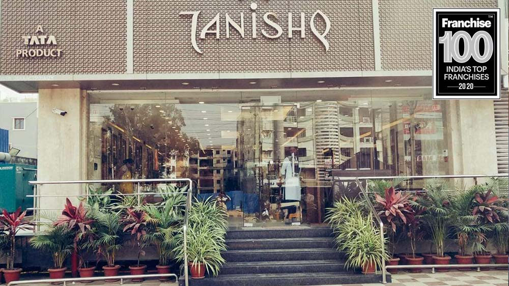 This is how Tanishq made it to Franchise 100 List