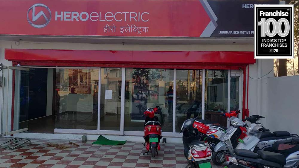 Quality Consciousness, Franchise Focus Lead Hero Electric to Franchise 100